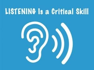 ListeningIsACriticalSkill